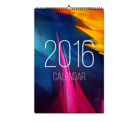 Дизайн и изготовление календарей