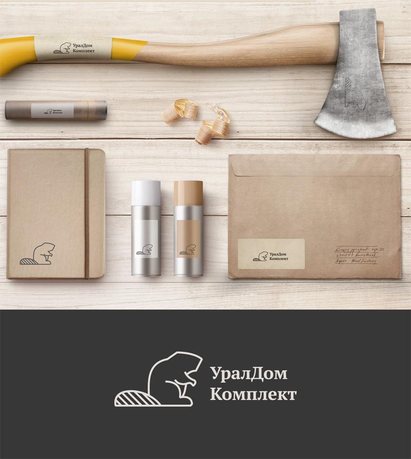 УДК логотип и фирменный стиль