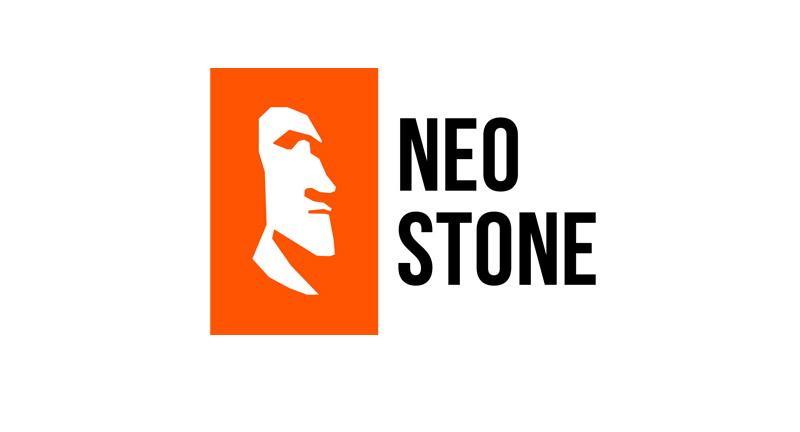 Логотип и стиль Neo Stone