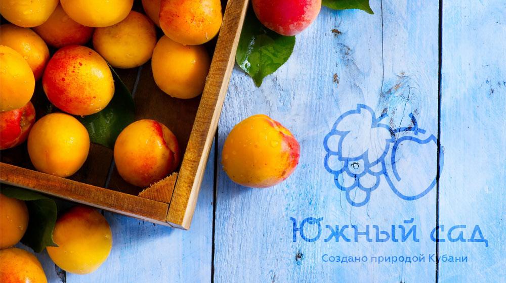 Логотип «Южный сад»